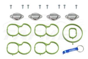 Drallklappen Reparatursatz für Opel Fiat Alfa Lancia 2.0 JTD CDTI Saab 1.9 TTiD