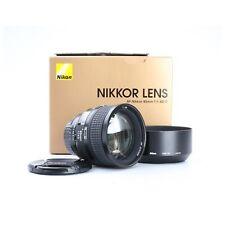 Nikon AF 1,4/85 D IF + Sehr Gut (224787)