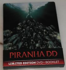PIRANHA DD - Steelbook (DVD)