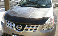 NEW Nissan Hood Bug Shield  for ROGUE 2008-2013 - no drilling required - NEW