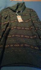 Jersey hombre 80% lana marca Dockers. Nuevo con etiquetas