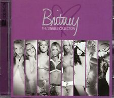 Britney Spears The Singles Collection (CD & DVD) New Best Of Greatest Hits NEW