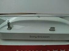 NEW Sony Ericsson Multimedia Dock for Xperia PLAY - Cradle - WHITE - RARE