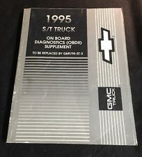 New listing S/T Truck 1995 Obdii On Board Diagnostics Supplement