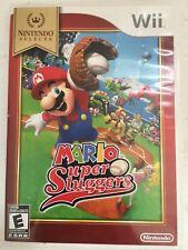 Mario Super Sluggers Baseball  (Nintendo Wii, 2008)