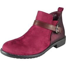 Womens Ankle Low Heel Bling Booties LChelsea Zip Casual Fashion Boots Size