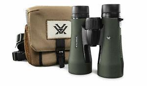 Vortex Diamondback 10x50 HD Binoculars. HD model with full accessories.