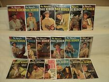 Flying A's Range Rider 6-23 SET Solid! 1954-1958 Dell Comics (s 8474)