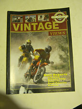 July 2009 issue 243 Vintage Views AHRMA Magazine  (BD-43)