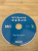 Wii Sports Nintendo Wii 2006 Disc Only