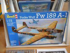 Modelkit Revell Focke Wulf FW 189 A-1 on 1:72 in Box