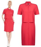 Marks and Spencer Double Layer Shirt Dress RRP £159 Size 6 to 18