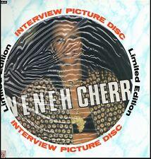 NENEH CHERRY INTERVIEW  RARE Vinyl Record Picture Disc
