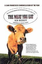 The Meat You Eat: How Corporate Farming Has Endangered America's Food -ExLibrary