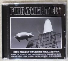 PIGS MIGHT FLY~PROMO CD~ GONG+ HAWKWIND+ ULVER+ FOXYGEN ~Pink Floyd~Roger Waters