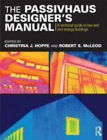 Passivhaus Designer's Manual NEW
