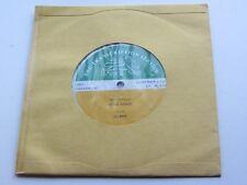 "JOHN LENNON   1965 7""  33 1/3  BBC TRANSCRIPTION   DISC POP PROFILE"