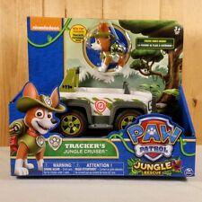 Paw Patrol Jungle Rescue Tracker's Jungle Cruiser ** NEW **