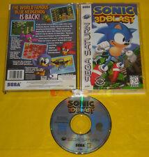 SONIC 3D BLAST Sega Saturn Versione NTSC Americana »»»»» USATO