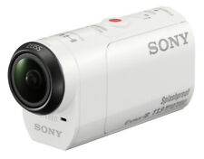Sony Action Sports Mini Camcorder Camera HDR-AZ1 White