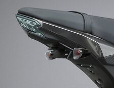 Kawasaki Z125 PRO TARGA Fender Eliminator + Signals + Led Tag + Filler Plate