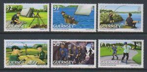 Guernsey - 2007, Europa, Scouting set - MNH - SG 1159/64