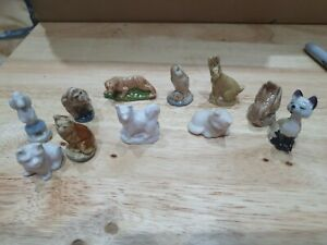 Wade Whimsies Mixed Animals 11