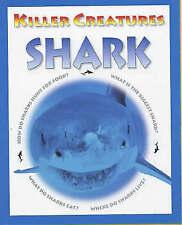 KILLER CREATURES SHARK, Allan, Tony,Jefferis, David, Good Book