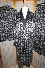 Mens Harley Davidson 3 Piece Silk Pajama Lounge Set size Medium