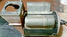 GE/General Electric 4 HP air compressor motor part# MO-9041-1  115/230 Volt