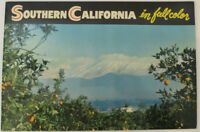 Southern California in Full Color 1960s Postcard Compilation Los Angeles B029