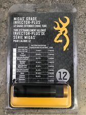 Browning Midas Grade Extended Choke Tubes, Spreader 12 Gauge  1130103