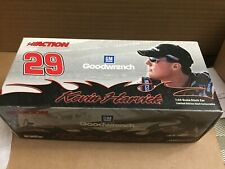 1:24 SCALE ACTION  AUTOGRAPHED KEVIN HARVICK #29 GOODWRENCH