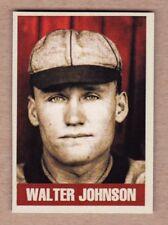 Walter Johnson Washington Senators Baseball Crusade Hall Of Fame series minis #2