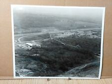 8 X10 Aerial Photos Hubbard, OH - Lot of 8 - 1971
