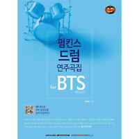 Bangtan Boys Pumkins Drum Collection For BTS Drum Score +Free Gift