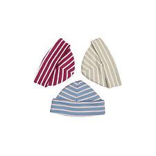 Gestreifte Baby-Hüte & -Mützen aus Bio-Baumwolle für Mädchen