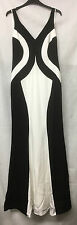 Coast Varushka Black/White Maxi Dress. Size 10. RRP £195.