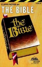 The Bible by Cliffs Notes Staff