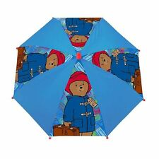 licence officielle enfants Paddington Bear Bleu Parapluie canne