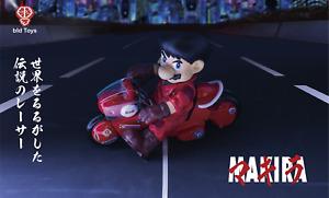 RARE - Makira - Bid Toy - Akira - Mario - Kaneda - Akira Bike - mash up! - RARE!