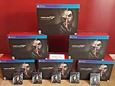 ***** Tekken 7: Collector's Edition - PlayStation 4 + FREE BONUS STEELBOOK *****