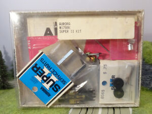 AURORA AFX | SUPER II - KIT | SOLD BY FALLER ONLY | NEW | EXTREME HTF !!!