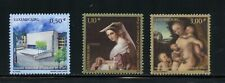 Q841  Luxembourg  2004  Museum of Art & History   3v.  MNH