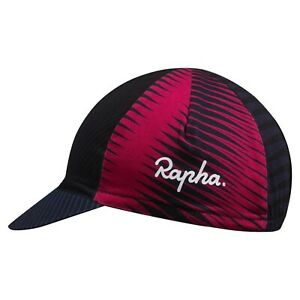 NEW Rapha Men's Cycling Cap Hat Laurentian Maghalie Rochette RCC Racing Graphics