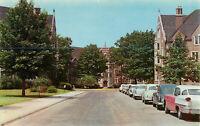 Postcard Purdue University, Lafayette, IN