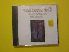 Klasik Osmanli Muzigi Classic Ottoman Music Emirgan Assemble Turkish NEW CD