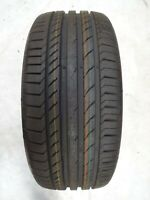 1 Sommerreifen Continental ContiSportContact 5 SSR MOE  225/45 R17 91W 36-17-7a