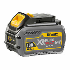 Dewalt  XR FLEXVOLT  18V/54V 6.0Ah Lithium-ion Battery