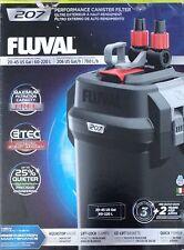 Fluval 207 Perfomance Canister Filter.      PP18